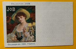13372 - Collection JOB Calendrier 1904  P. Gervais Non Circulée - Otros Ilustradores