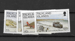 1994 MNH Falkland Islands Mi 626-29 Postfris** - Islas Malvinas