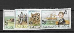 1994 MNH Falkland Islands Mi 630-33 Postfris** - Islas Malvinas