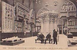 PARIS        1317        Musée De Sculpture Comparée.Aile De Paris.Salle B - Musées