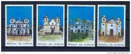 ANGOLA 1996  Churches MNH - Angola