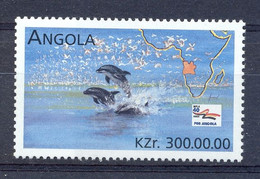 ANGOLA 1996 MPLA 40th Anniversary MNH - Otros