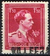 B 57 - BELGIQUE N° 691 Obl. - Gebraucht
