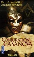 Conjuration Casanova - Giacometti Eric & Jacques Ravenne - Unclassified