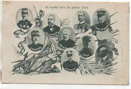 Italie  Gli Artefici Della Piu Grande Italia - Unclassified