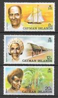 Caimans N° 347/49 YVERT NEUF * - Iles Caïmans