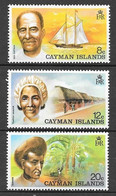 Caimans N° 347/49 YVERT NEUF * - Cayman Islands