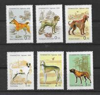 Tadschikistan 2006 Hunde/Dogs Mi.Nr. ? Satz ** - Tajikistan