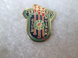 PIN'S  CLUB    AVIRON   1992 - Rowing