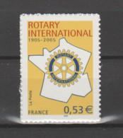 FRANCE / 2005 / Y&T N° 3750A ** Ou AA 52 ** : Rotary (adhésif) X 1 - Autoadesivi