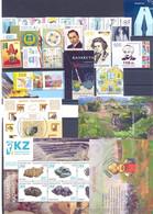 2020. Kazakhstan, Full Complete Year Set 2020, 23v + 8s/s + 2 Sheetlets, Mint/** - Kazakhstan