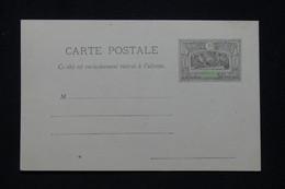 OBOCK - Entier Postal Type Guerriers, Non Circulé - L 95349 - Lettres & Documents