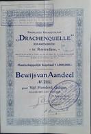 DRAKENBRON 1903 - Unclassified
