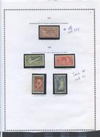 Réfalbi1404//  CONGRES PHILATELIQUE DE BORDEAUX * Et JO DE 1924 - Ohne Zuordnung