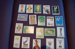 50 Figurines Panini Sur Le Football - Altri
