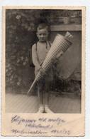DC3307 - Schöne Ak Motivkarte Kleiner Junge Einschulung Schule - Portraits