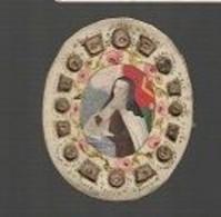 10 04/ I//  RELIKWIE   5/6 CM ZELDZAAM + UNIEK   16 VERSCHILLENDE HEILIGEN         !!!!!!!!!!! - Religione & Esoterismo