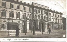 Roma - Policlinico - Ingresso - Health & Hospitals