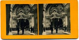 Photo Stéréoscopique - Vichy -  élysée Palace N°  34 ( I  164 ) - Stereoscopic