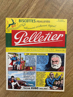 BUVARD PELLETIER VICTOR HUGO - Biscottes