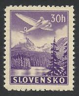 Slovakia, 30 H. 1939, Sc # C1, Mi # 48X, MH. - Nuevos