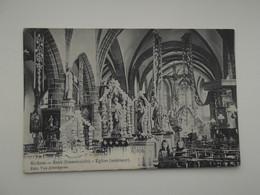 ZICHEM / SICHEM: Kerk - Binnenzicht - Scherpenheuvel-Zichem