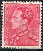 B 65 - BELGIQUE N° 848 Obl. Léopold III - Gebraucht