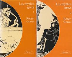 LES MYTHES GRECS T1 ET T2 DE ROBERT GRAVES EDITIONS FAYARD 1967 - History
