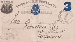 PEROU 1894  ENTIER POSTAL/GANZSACHE/POSTAL STATIONARY CARTE DEE MOLLENDOS - Peru