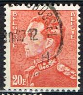 B 65 - BELGIQUE N° 848B Obl. Léopold III - Gebraucht