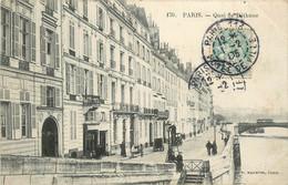 PARIS 75004 QUAI DE BETHUNE - Paris (04)