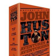 PROMO  DVD  °°  5 DVD  Coffret De  John Huston - Collections & Sets