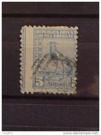 04 - 21 - Uruguay N° 288  // Barreiro Y Ramos // Piquage à Cheval - Uruguay
