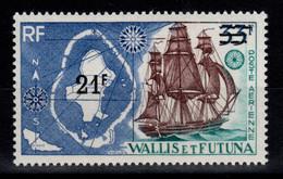 Wallis & Futuna - YV PA 38 N** , Bateau Surchargé , Cote 5,40 Euros - Unused Stamps