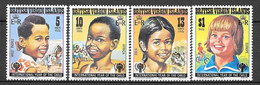 Vierges N° 364/67 YVERT NEUF ** - British Virgin Islands