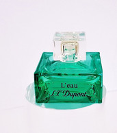 Miniatures De Parfum  L'EAU De  S.T. DUPONT EDT Pour Homme   5  Ml - Mignon Di Profumo Uomo (senza Box)