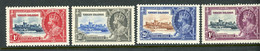 Virgin Islands MH 1935 Silver Jubilee - British Virgin Islands