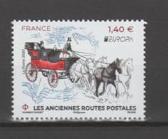 "FRANCE / 2020 / Y&T N° 5397 ** : ""Europa"" (Anciennes Routes Postales) X 1 - Nuevos"