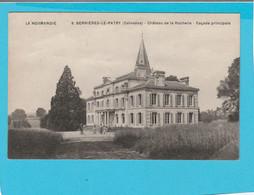 BERNIERES LE PATRY CHATEAU DE LA ROCHELLE FACADE PRINCIPALE - Autres Communes