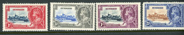 Saint Vincent  MH 1935 Silver Jubilee - British Virgin Islands