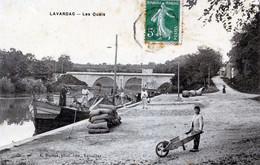 47  LAVARDAC  LES QUAIS - Lavardac