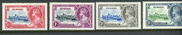 Saint Helena  MH 1935 Silver Jubilee - British Virgin Islands