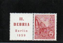 REPUBLIQUE DEMOCRATIQUE 1957 ** - Nuevos
