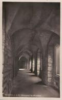 Weißenfels A.d.S. Kreuzgang Im Klosterhof, 1938. (Kloster Sankt Claren). - Weissenfels