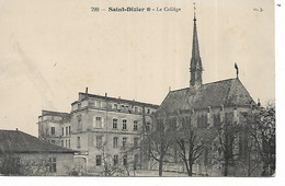 52 - SAINT DIZIER - Le Collège - Saint Dizier