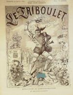 LE TRIBOULET-1882- 4-CAZE ANCEL BLASS CRACK BILLEHEUST GRAMONT - 1900 - 1949