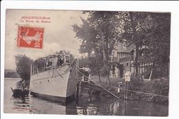 HERQUEVILLE - La Maison Des Matelots (bateau) - Otros Municipios