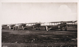 ISTRES AVIATION - BOUCHES DU RHÔNE - (13) - GROUPE DE CAUDRON 59. - 1919-1938