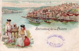 PORTO-GRUSS-LITO-1899 - Porto