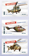 South Africa - 2020 Air Force Centenary Helicopters (**) - Hubschrauber